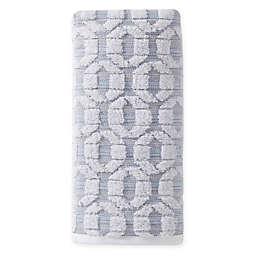 SKL Home Metropolitan Hand Towel in White