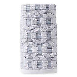 Metropolitan Fingertip Towel in White