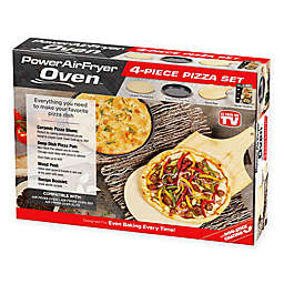 Power Air Fryer Oven 4-Piece Pizza Kit