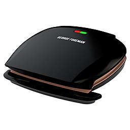 George Foreman® 5-Serving Classic Electric Indoor Grill and Panini Press