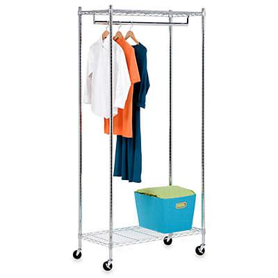Honey-Can-Do® Garment Rack in Chrome