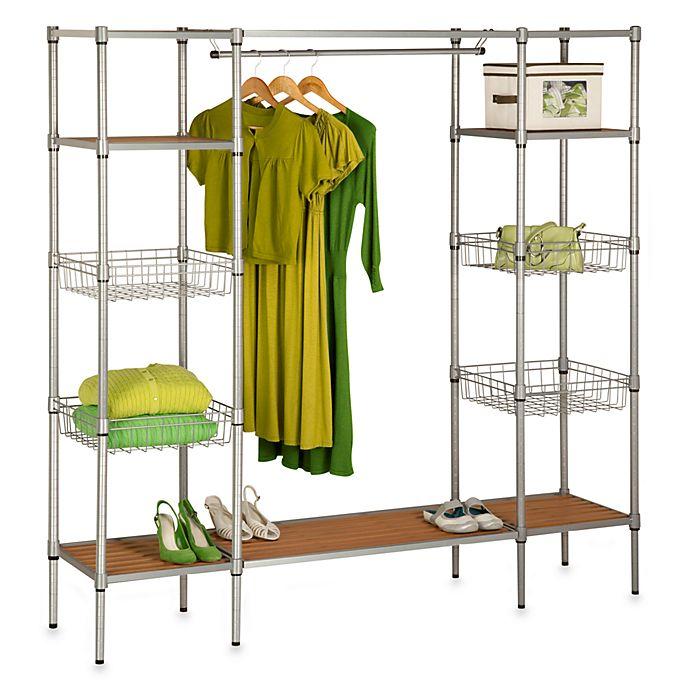 Alternate image 1 for Honey-Can-Do Free Standing Closet
