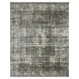 Magnolia Home By Joanna Gaines Kennedy 7'10 x 10' Area Rug in Bluestone
