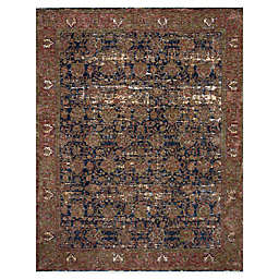 Magnolia Home By Joanna Gaines Kennedy 2'8 x 12' Runner in Blue
