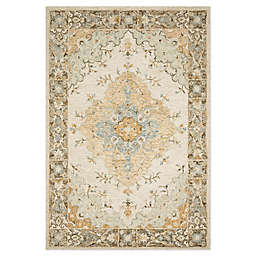 Magnolia Home by Joanna Gaines Ryeland 11'6 x 15' Area Rug in Ivory/Multi
