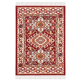 Safavieh Farmhouse Oakdale Rug in Red