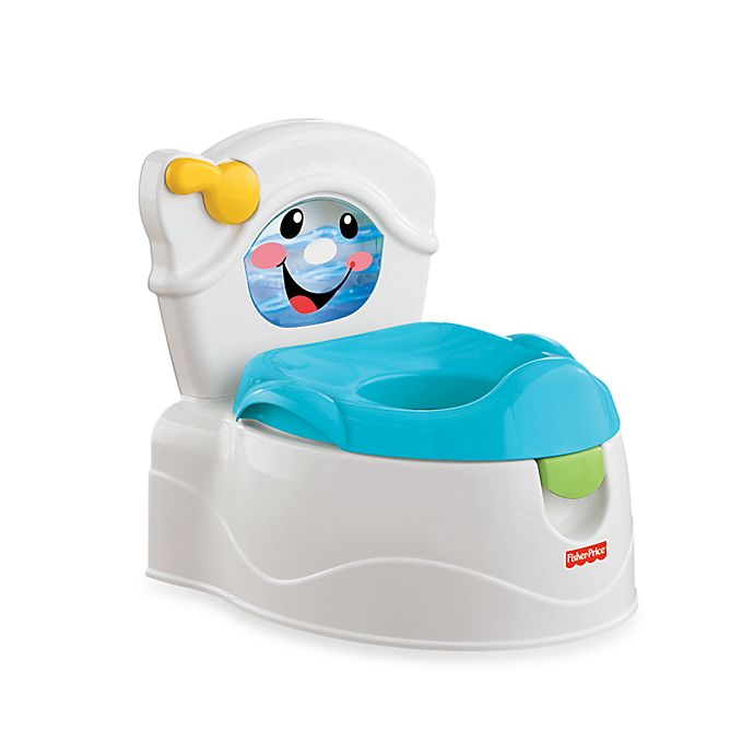 Alternate image 1 for Fisher-Price® Learn-to-Flush Potty