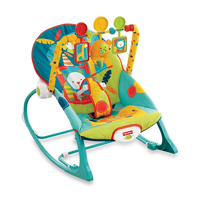 8821c42a3 Fisher-Price® Worldwide Infant to Toddler Rocker