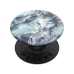 PopSockets® Blue Marble Swappable PopGrip Phone Grip and Stand