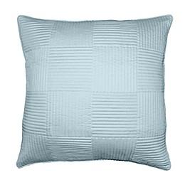 Canadian Living Hamilton European Pillow Sham in Sage
