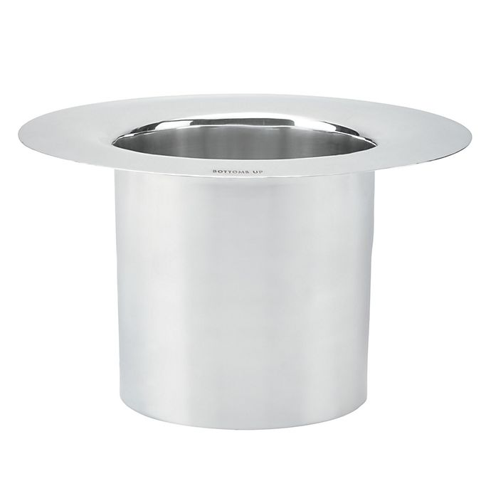 Alternate image 1 for kate spade new york Top Hat™ Metal Ice Bucket