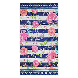 Dena Floral Beach Towel