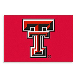 "Texas Tech University 19"" x 30"" Starter Mat"