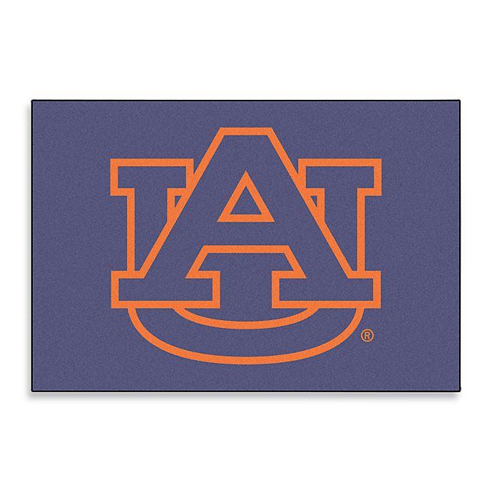 Alternate image 1 for Auburn University Indoor Floor/Door Mat