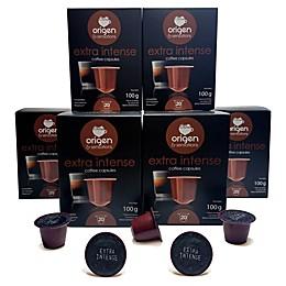 Origen & Sensations Extra Intense Espresso Capsules 120-Count