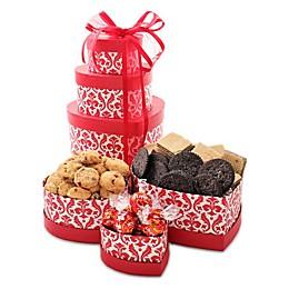 Valentine's Day 3-Tier Gift Set