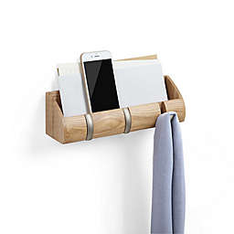Umbra® Cubby Flip 3-Hook Mini Organizer