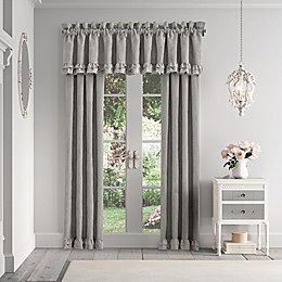 Piper & Wright Emily 84-Inch Rod Pocket Window Curtain Panel Pair