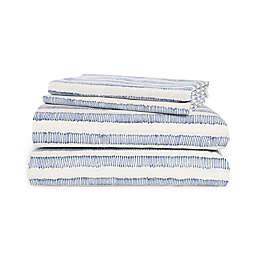 Lauren Ralph Lauren Annalise Stripe 200-Thread-Count Sheet Set