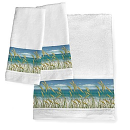 Laural Home® Summer Breeze Hand Towels (Set of 2)