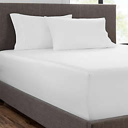 Wamsutta® 525-Thread-Count PimaCott® Wrinkle Resistant Fitted Sheet