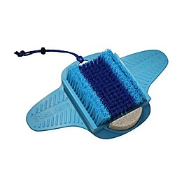 Fresh Feet™ Scrubber in Blue