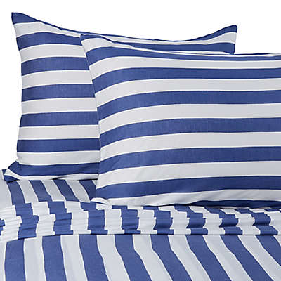 Pure Beech® Jersey Knit Modal Stripe Pillow Sham