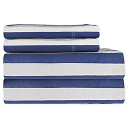 Pure Beech® Jersey Knit Modal Stripe Sheet Set