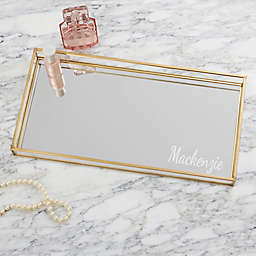Classic Celebrations Personalized Vanity Tray