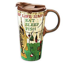 Evergreen™ Keep Life Simple Travel Mug