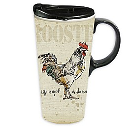Evergreen In The Coop Ceramic Perfect Cup