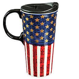 Evergreen™ Liberty Travel Mug
