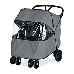 BRITAX® B-Lively Double Rain Cover in Grey