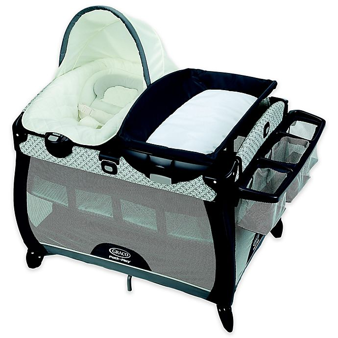 Alternate image 1 for Graco Pack n' Play Quick Connect Playard