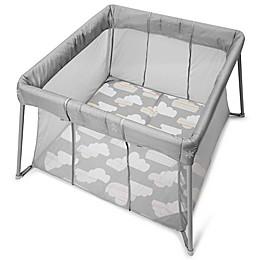 Skip*Hop® Play to Night Expanding Playard & Travel Crib in Grey