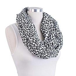 Bébé au Lait® Leopard Print Premium Muslin Nursing Scarf