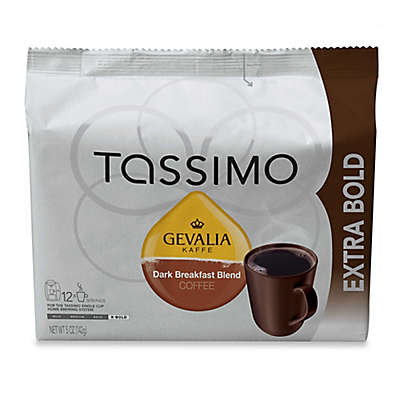 Gevalia 12-Count Dark Breakfast Blend Coffee T-DISCs For Tassimo™ Beverage System