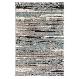 Structure Stillwater Multicolored 7-Foot 10-Inch x 9-Foot 10-Inch Area Rug