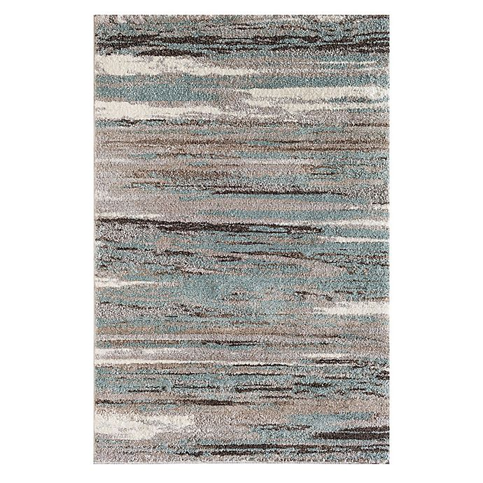 Alternate image 1 for Stillwater 5'3 x 7' Area Rug in Blue