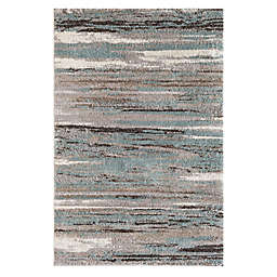 Stillwater 5'3 x 7' Area Rug in Blue