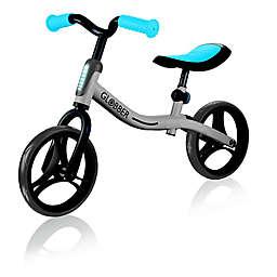 Globber Scooters Go Bike Balance Bike in Silver/Blue
