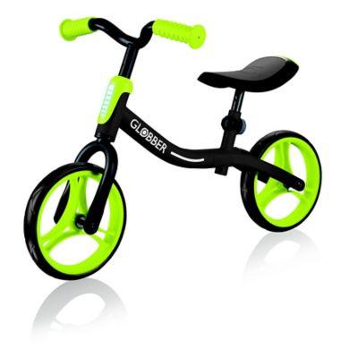 Globber GO BIKE Adjustable Balance Training Bike for Toddlers Black /& Pink