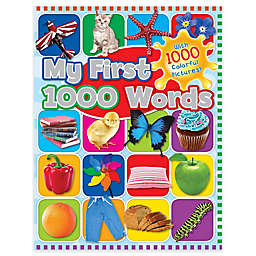 """""""My First 1000 Words"""" by Racehorse for Young Readers"""