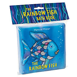 """The Rainbow Fish"" Bath Book by Marcus Pfister"