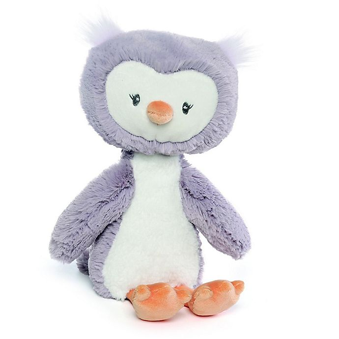 Alternate image 1 for GUND® Baby Toothpick Owl Plush Toy in Purple
