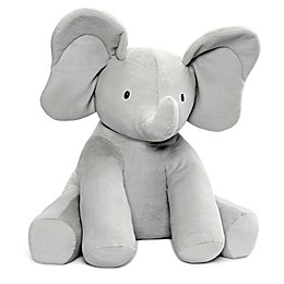 GUND® Jumbo Flappy The Elephant Plush Toy in Grey