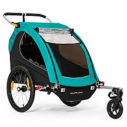 Burley® Encore® X Bike Trailer in Blue