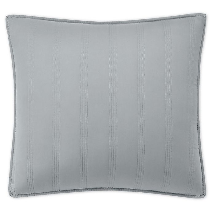 Alternate image 1 for UGG® Surfwashed European Pillow Sham in Chambray