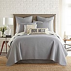 Bee & Willow™ Home Holden Reversible King Quilt in Grey