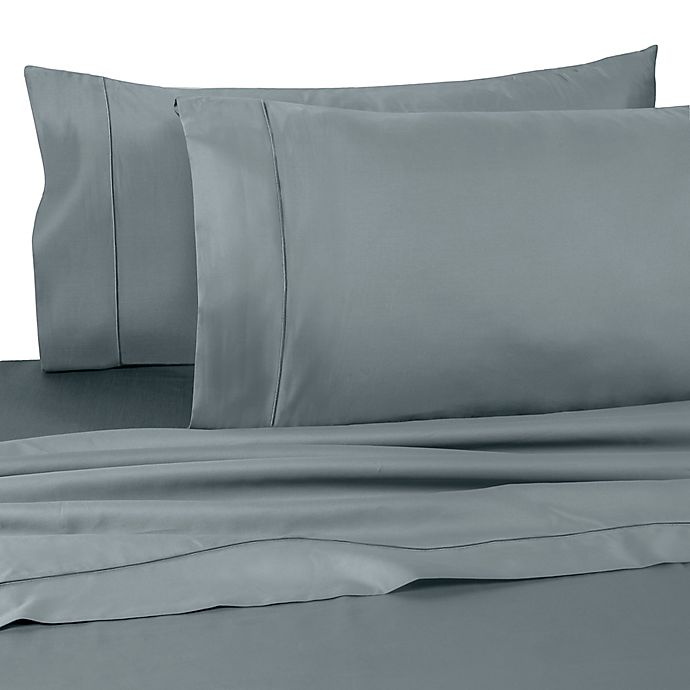 Alternate image 1 for Wamsutta® Dream Zone® 725-Thread-Count PimaCott® Pillowcases (Set of 2)